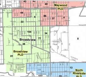 broadview map
